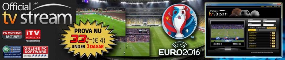 Se EM Kval: Sverige - Österrike Live Streaming